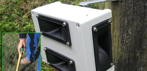 Ultraljud mull repeller och recensioner om deras användning