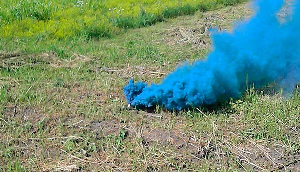 Signal rökbomb