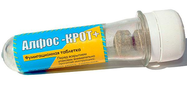 Gondosító tabletták az Alfos anyajegyekből