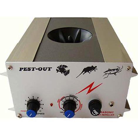 Le TM-315 est l'un des repellers les plus coûteux conçu pour un usage industriel.