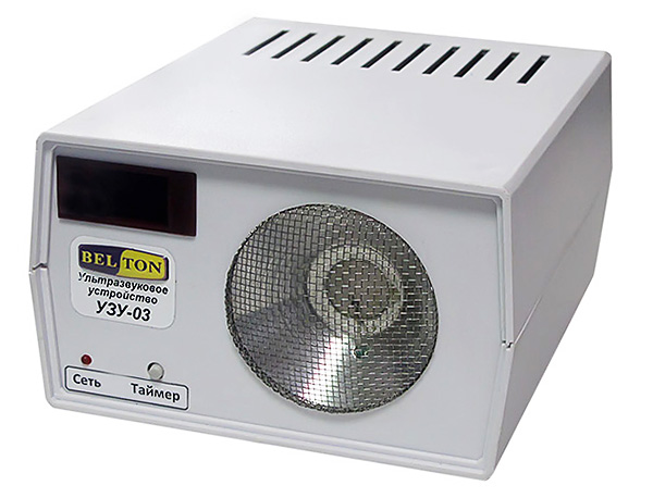 Le répulsif à ultrasons UZU-03 est assez efficace et en demande sur le marché, comme en témoignent les critiques positives à son sujet.